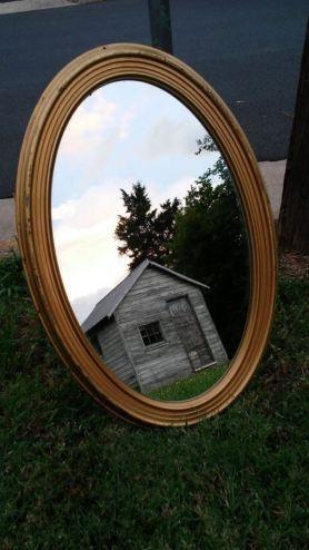 Strange Reflection